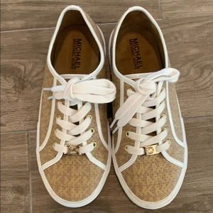 MICHAEL Michael Kors Sneakers, Size US 5 = 6 1/2 w